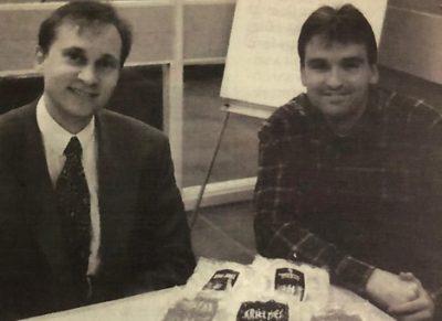 André Adamse 25 jaar bij Schaap Holland