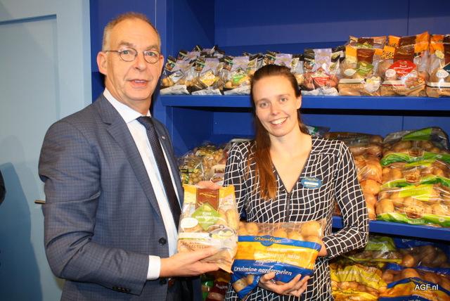 Jan de Craen 50 jaar bij Schaap Holland